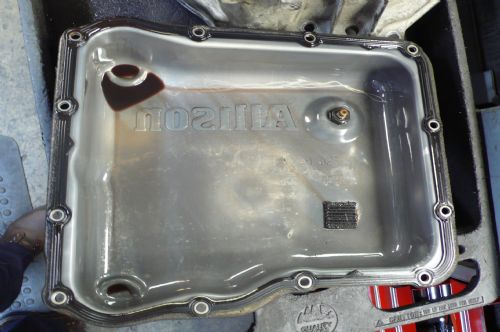 transmission-pan-and-gasket