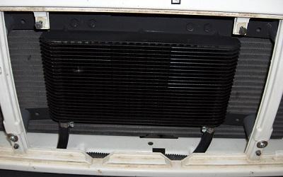 transmission overheating - external transmission cooler - transmission repair guy