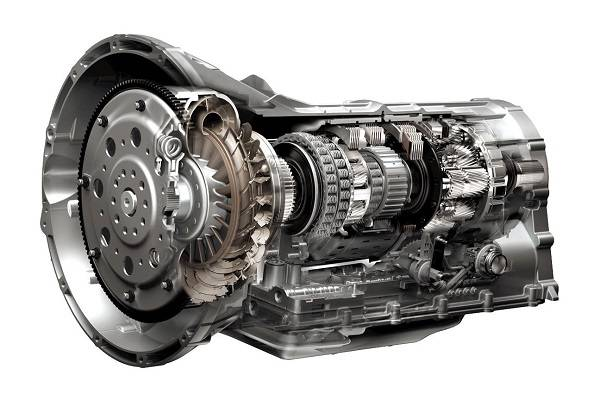 types of transmissions - automatic transmission