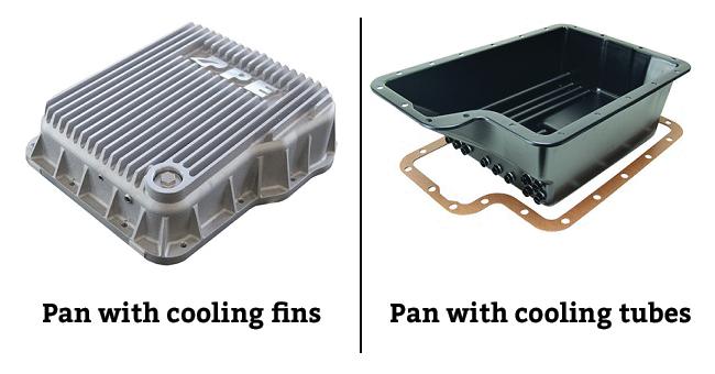 cooling-fin-vs-cooling-tube-transmission-pans